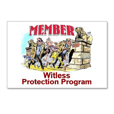 witless_protection_program_postcards_pkg_of_8